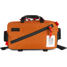 Topo Designs Quick Pack, clay/clay